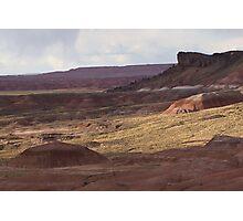 Painted Desert, Arizona, Late Aternoon, April 2009 Photographic Print