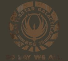 So Say We All by drasel