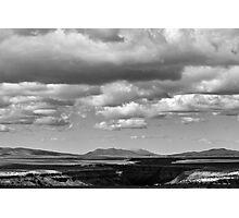 Rio Grande Gorge, Taos, New Mexico Photographic Print