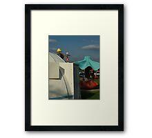 Funville Framed Print