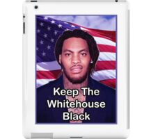 Waka Flocka 2016 iPad Case/Skin