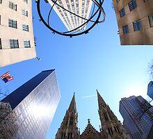 5th Avenue by SinaStraub