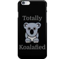 Totally Koalafied iPhone Case/Skin
