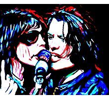 Toxic Twins ~ Aerosmith Photographic Print