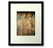 adams Framed Print
