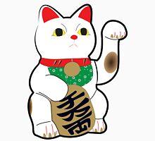 Maneki Neko (Lucky Cat) Unisex T-Shirt