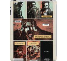 Infused Man - Page 6 iPad Case/Skin