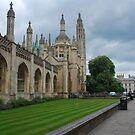 King's College by Peter Reid