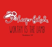 Sheep-fil-A  Kids Clothes