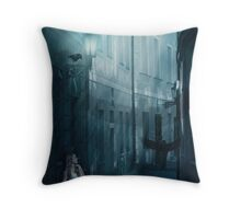 Whenever Your World Starts Crashing Down... Throw Pillow