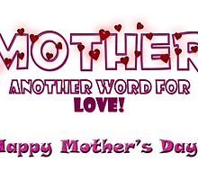 MOTHER - Another word for LOVE! by IvieLeagueJots