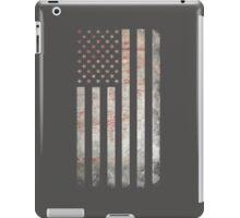 Vintage USA Flag iPad Case/Skin