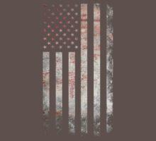 Vintage USA Flag by LegendTLab