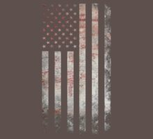 Vintage USA Flag by LegendTLab