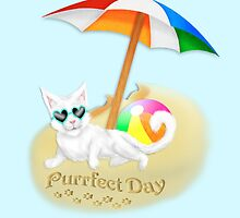 The Purrfect Day by AFutureZombie