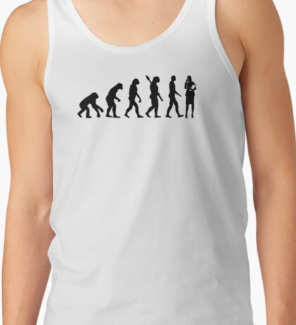 Evolution secretary Tank Top
