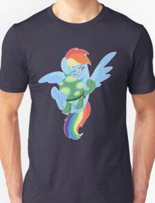 Dash and Tank Unisex T-Shirt