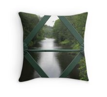 Tennessee Ironwork Throw Pillow