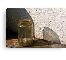 Jar Metal Print