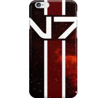 N7 Mass Effect iPhone Case/Skin