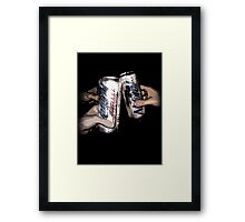 Natty Light: Party Time!  Framed Print