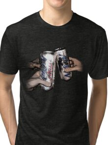 Natty Light: Party Time!  Tri-blend T-Shirt