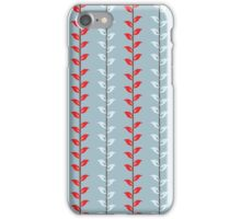 Red Winter iPhone Case/Skin