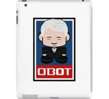 "Bill ""Bubba"" Clinton Politico'bot 2.0 iPad Case/Skin"