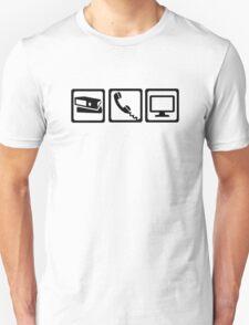 Office equipment Unisex T-Shirt