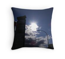Above Our Heads Throw Pillow