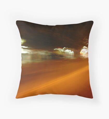 Cambodian Night Throw Pillow