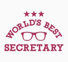 World's best secretary Baby Tee