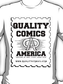 QualityComics.com T-Shirt