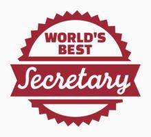 World's best secretary One Piece - Long Sleeve