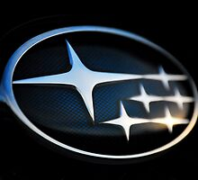 Subaru Badge by Richard Owen