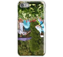 People reflected iPhone Case/Skin