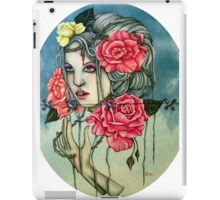 To Love The Rose iPad Case/Skin