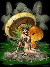Garden Fae by LoneAngel