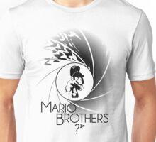 Mario the Spy Unisex T-Shirt