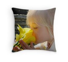 Atchoo!! Throw Pillow