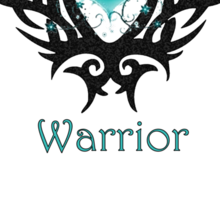 Ovarian Cancer Warrior Sticker
