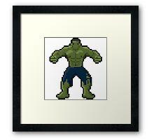 The Incredible Hulk Framed Print