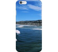 The View From The Pacifica Pier iPhone Case/Skin