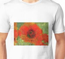 Poppy Field 14  Unisex T-Shirt