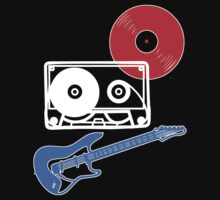 Rock 'n' Roll by incurablehippie