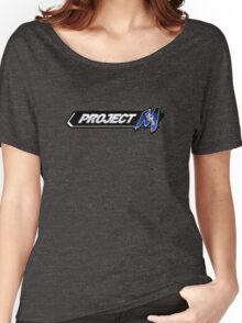 Project M - Sonic Main  Women's Relaxed Fit T-Shirt