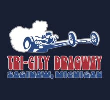 Tri-City Dragway, Saginaw, Michigan by TheScrambler