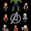 Assemble! by themaddesigner