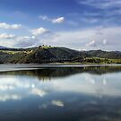 Lake of Corbara - Italy by paolo1955