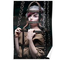 Dolly in the Cage of Contemplation Poster